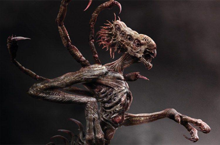 Tutorial: Creazione di un alieno insettoide con DynaMesh | 3DArt