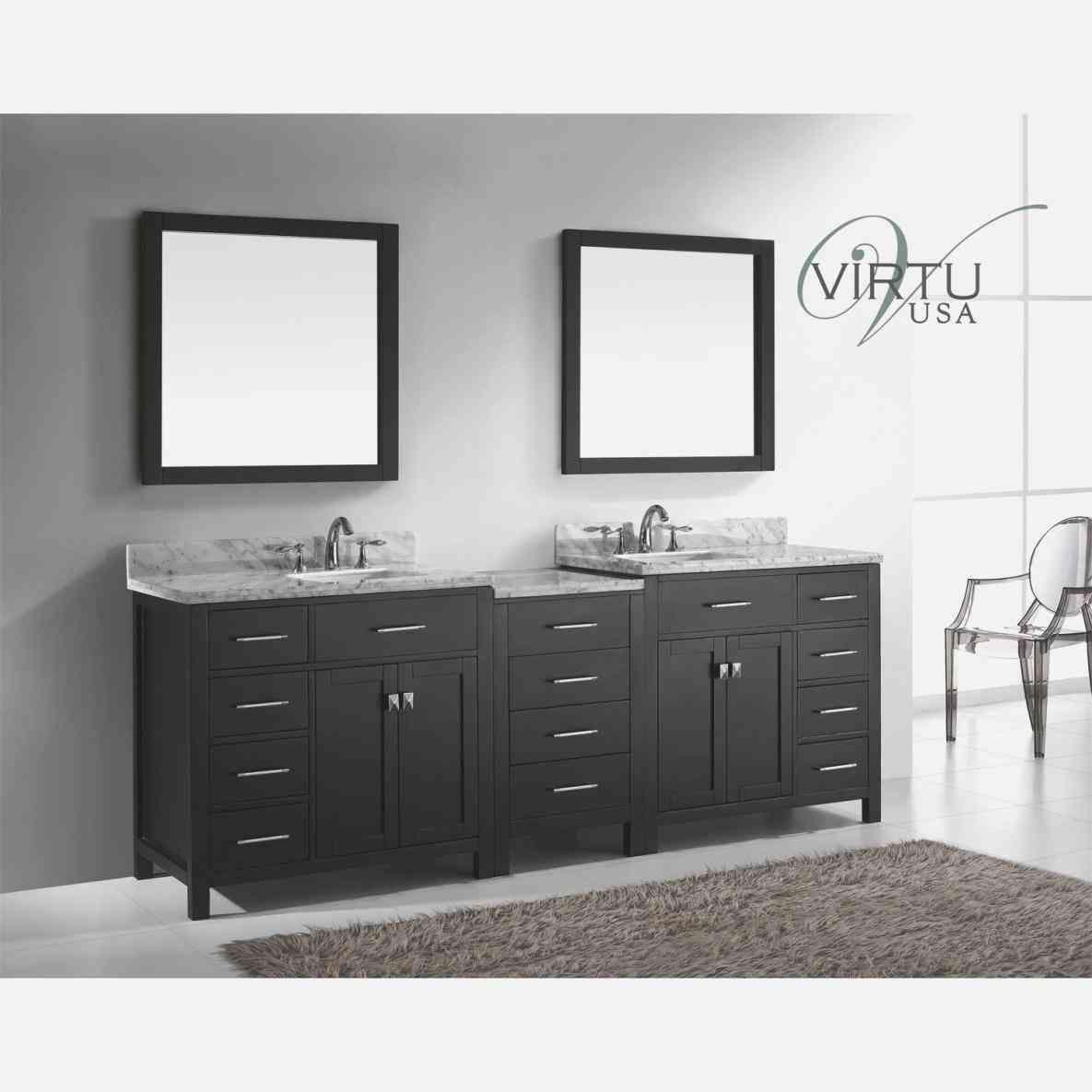 New Post 52 Inch Double Sink Bathroom Vanity Bathroom Ideas
