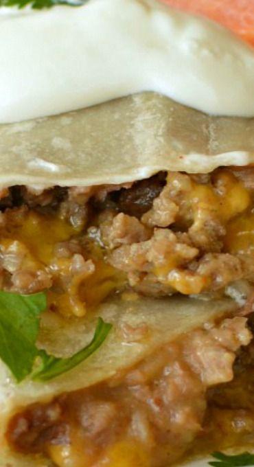 Easy beef burritos recipe burritos easy and mexican recipes easy beef burritos forumfinder Choice Image