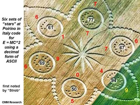 Crop Circle Decoded! – Energy & 432 – Messages from EA-Enki of the  Anunnaki! | Crop circles, Circle, Crop pictures