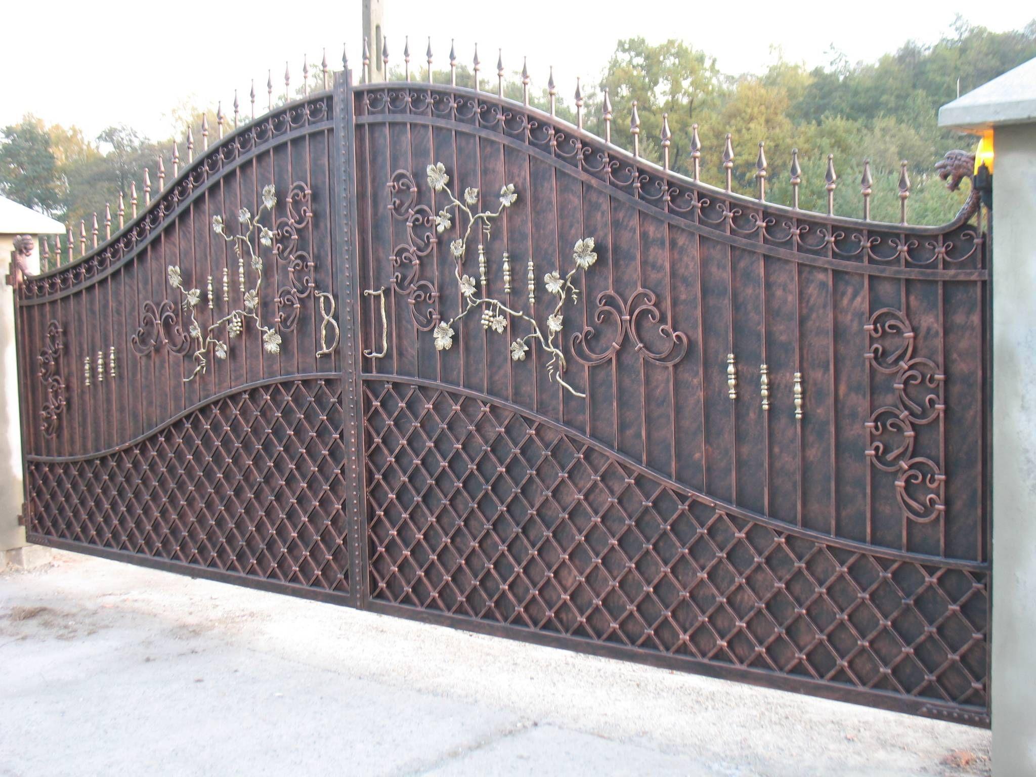 Residential Gates Celeb Iron Gates Main Gate Design Iron