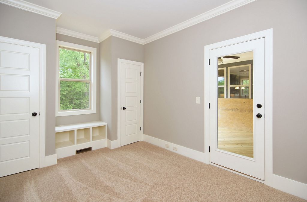 The 25 best anew gray sherwin williams ideas on pinterest for Paint colors for brown carpet