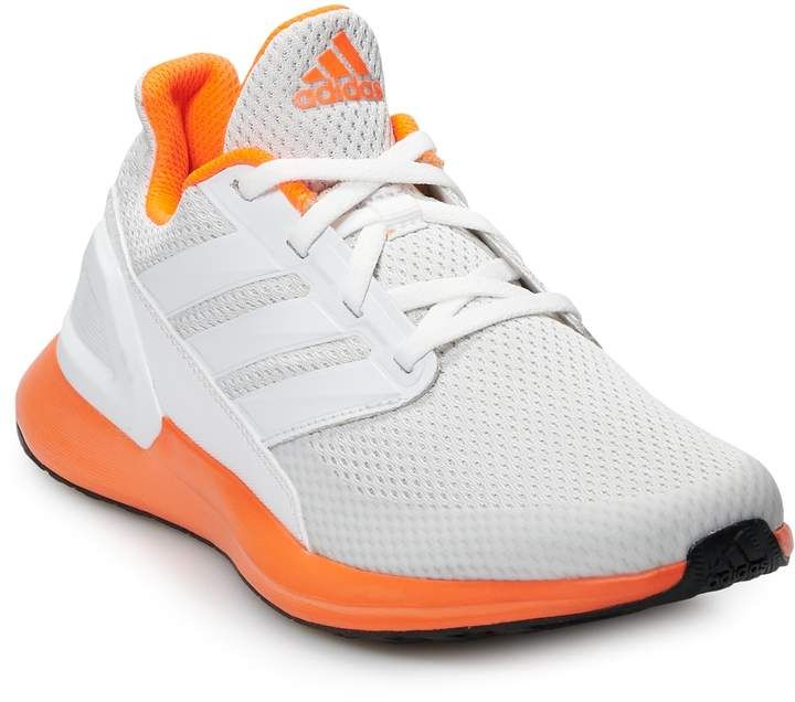 Size 6 M adidas Rapidarun BTH Sneakers Casual   Sneakers Orange Boys