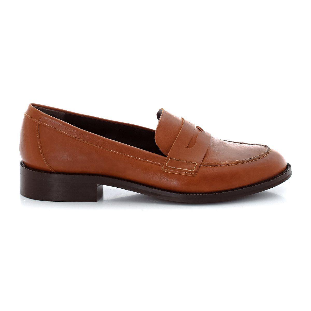 Compre Mocassins em pele estilo vintage Calçado na . . . O 46c707