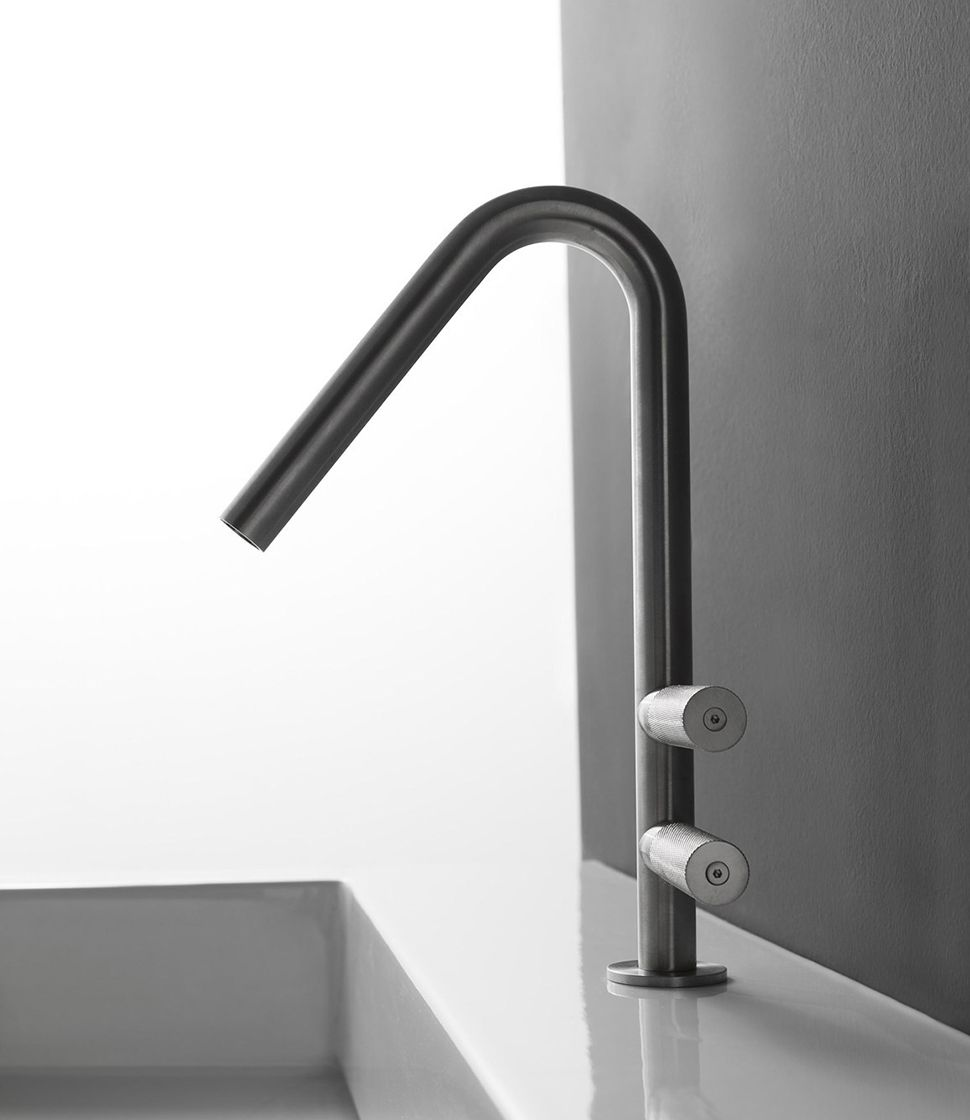 trendy bathroom faucet is pureness of design grace of