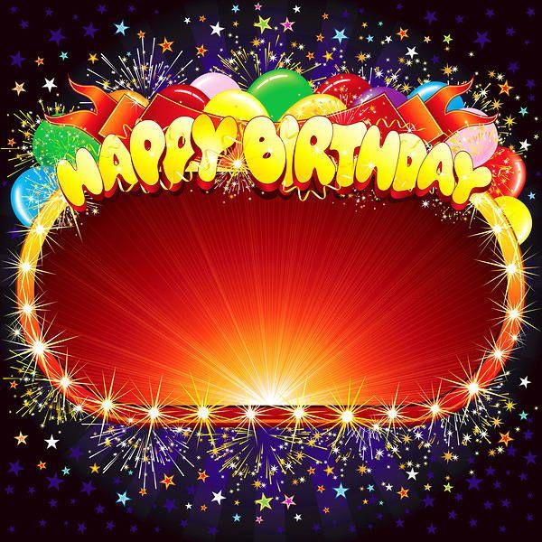 Happy Birthday Background Happy Birthday Signs Birthday