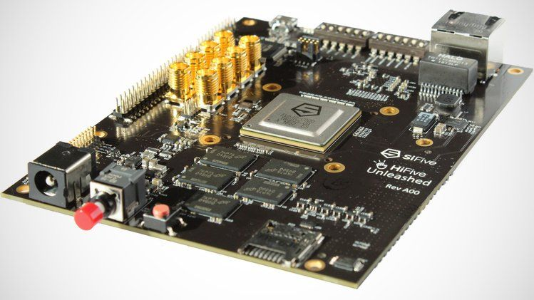 e34a50d6a SiFive is one of the most active companies with RISC-V architecture