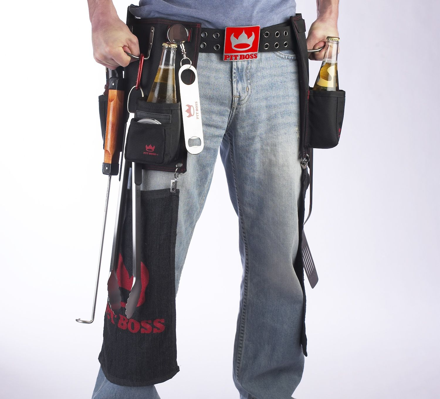 One of the Most Unique, Functional and Coolest Gifts for Men - The Pit Boss Barbecue Tool Belt