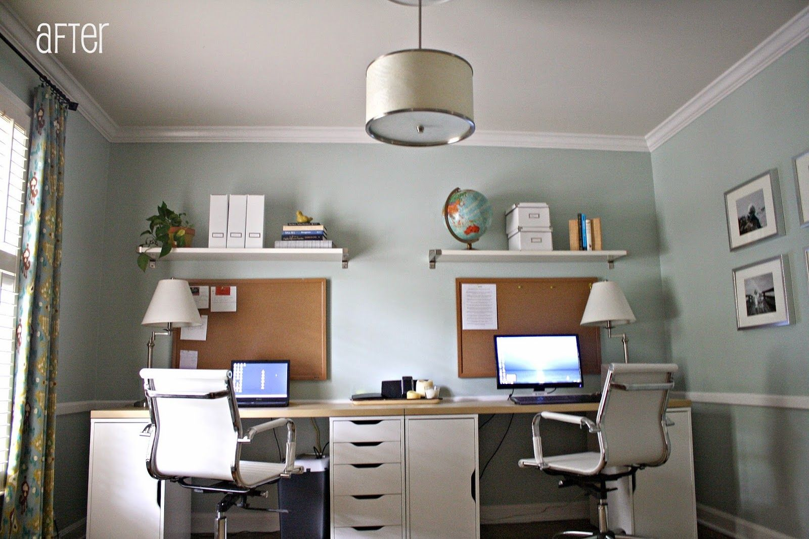 Image result for bilik pejabat inspirasi home office desks ideas with also design rh pinterest