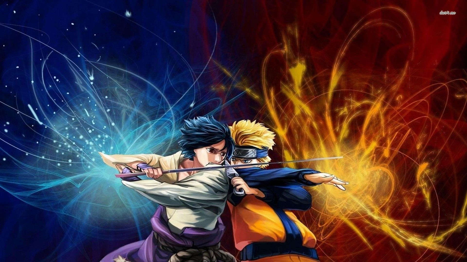 Naruto Shippuden Vs Sasuke Uchiha Wallpaper Hd 1920x1080 518 With