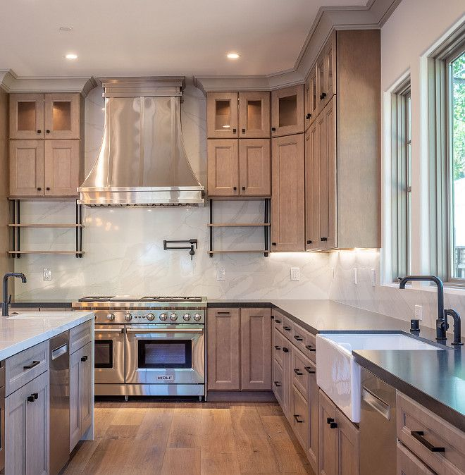 Natural Maple Kitchen Cabinets: Maple Wood Kitchen Maple Wood Kitchen Cabine… In 2019