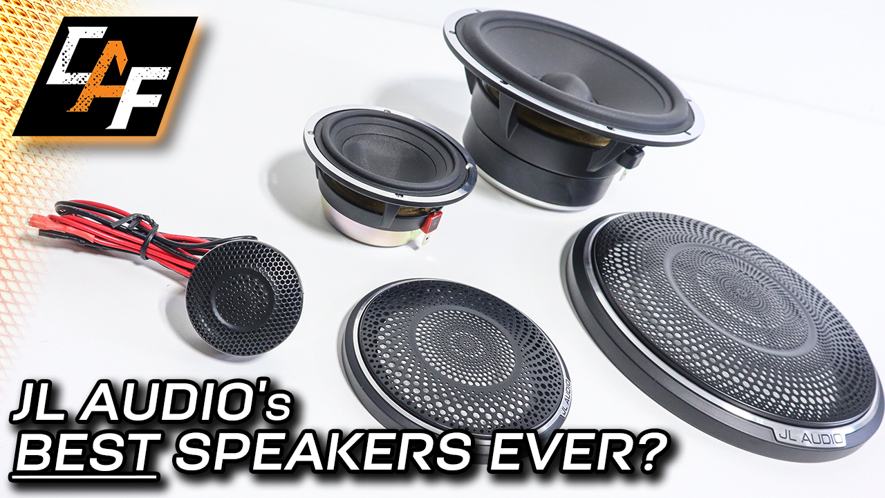 JL Audio C7 Component Speakers