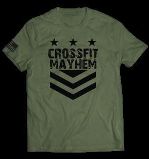 Crossfit Mayhem Home Of Rich Froning Jr Online Apparel Store Crossfit Clothes Crossfit Tshirts Boston Shirt