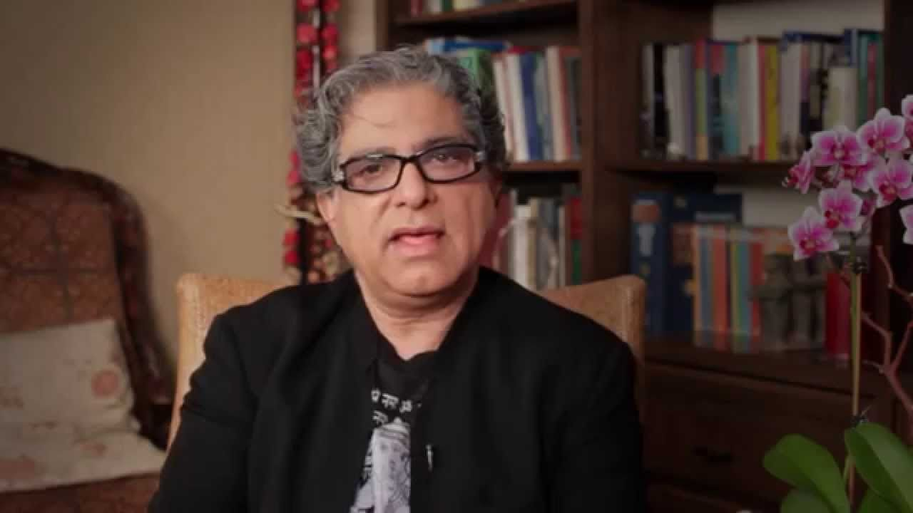 deepak chopra guided meditation for attracting and being in love