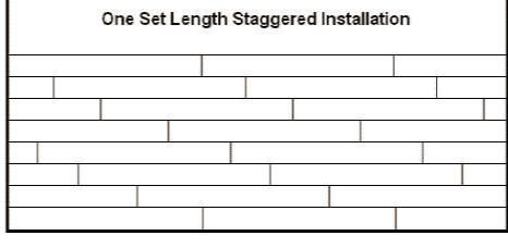 Replace single pergo plank