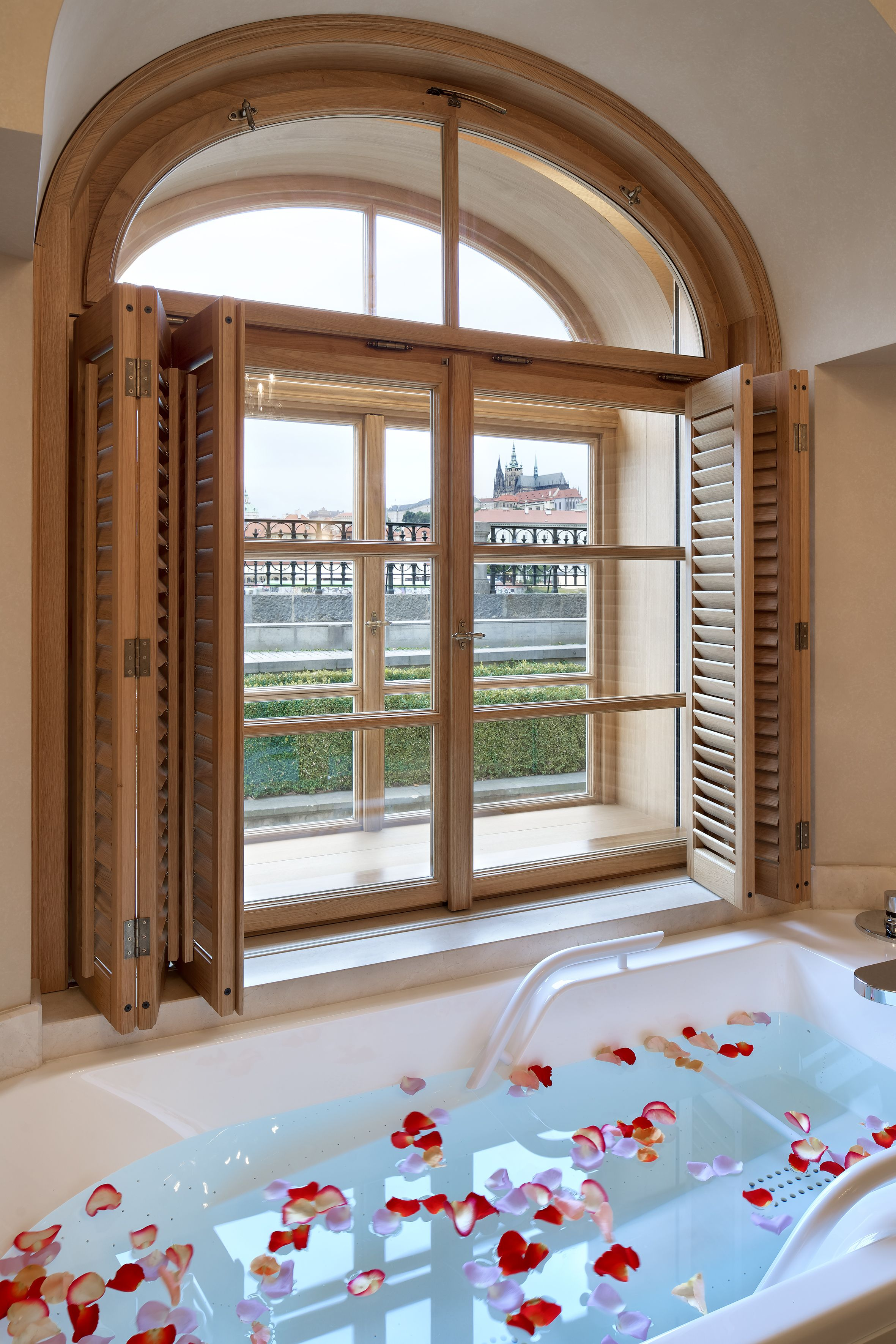 Feminine bathrooms that promise a refreshing dip decor advisor - Ava Spa By Four Seasons Corridor Detail Ava Spa By Four Seasons Pinterest