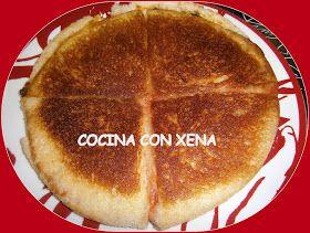 COCINA CON XENA: Sandwichón de atún etc....paso a paso