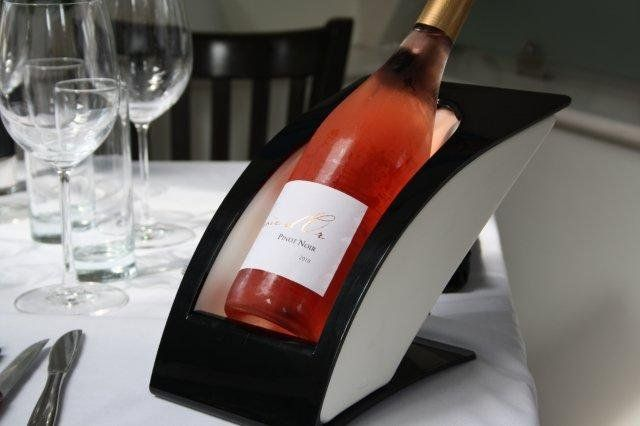 Wice Wine Chiller $80  Looks pretty #cool to me!