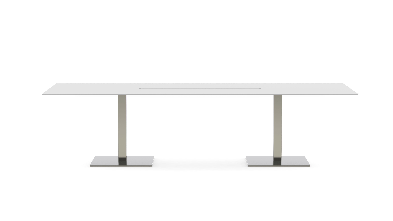 Konferenztisch Weiß Tische Esstische Couchtische