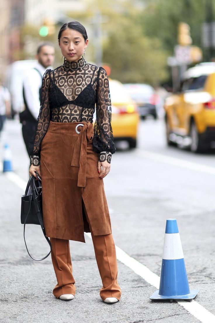 Best Outfit Ideas For Fall And Winter  12 Ways to Pull Off the Lingerie-Dressing TrendIRL