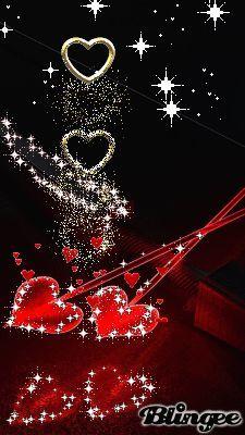 love you & miss you - ชุมชน - Google+ | gif | Pinterest | Happy, Glitter and My heart