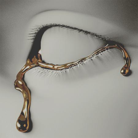 ριитєяєѕт   ѕнє⁴⁰⁴ 』   Золотые звезды, Кинцуги, Мужской макияж
