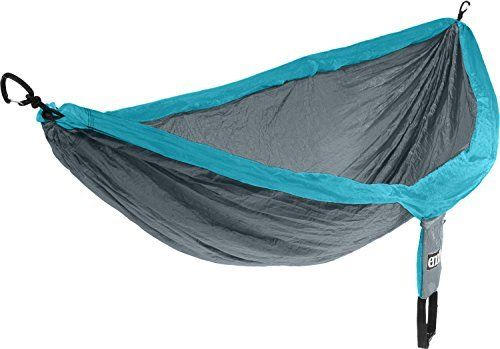 ENO Eagles Nest Outfitters DoubleNest Hammock SeafoamGrey