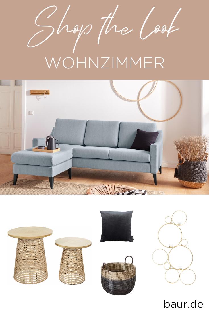 Wohnzimmer Ideen von baur.de – Wohnideen und Inspiration zum
