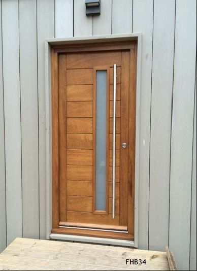 Iroko contemporary door & Iroko contemporary door   Entries   Pinterest   Contemporary doors ...