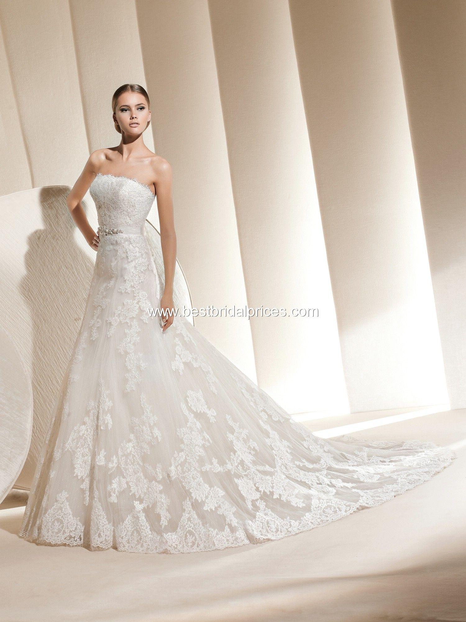 Trending prices of amelia sposa wedding dresses La Sposa Wedding Dresses Style Duarte