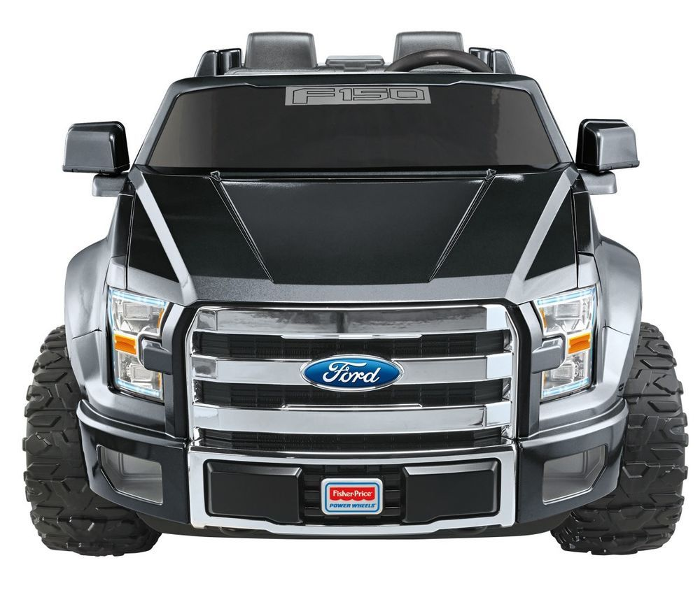 Ford F 150 12 Volt Battery Powered Ride On Fisher Price Power