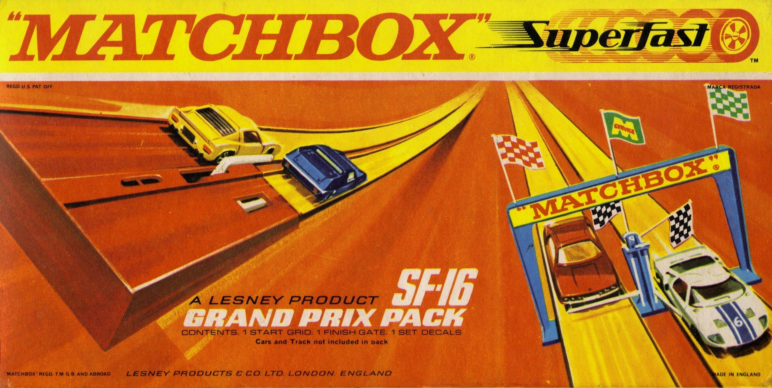 Vintage Toys Wanted By The Toy Exchange A Stunning Piece Of Box Art By Lesney Matchbox Superfast Matchbox Vintage Toys Model Cars Collection