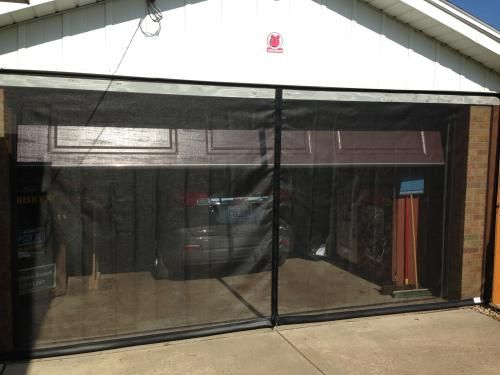 Mobile In 2020 Garage Screen Door Garage Doors Garage Door Insulation Kit
