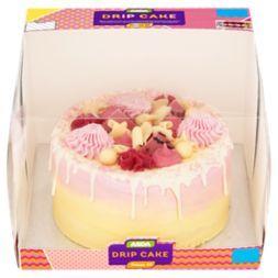 ASDA Drip Cake
