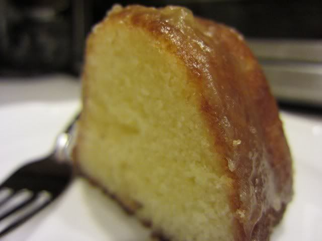 Taste Of Home Food Delicious Desserts Sour Cream Pound Cake
