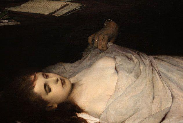 Gabriel Cornelius Max (1840 - 1915)