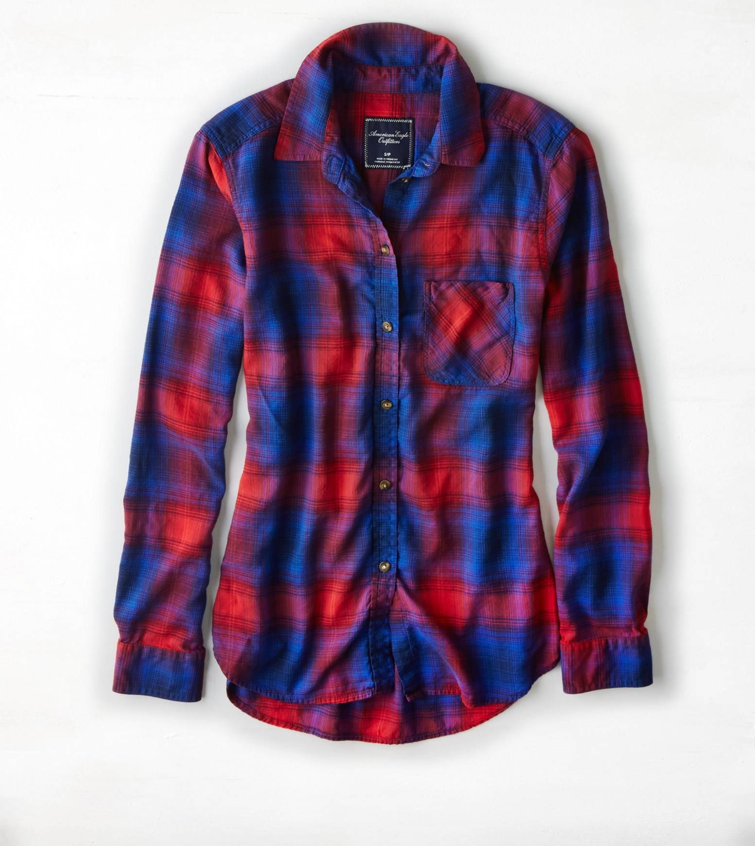 Flannel under shirt  Plaid Boyfriend Shirt  Products I Love  Pinterest  Plaid