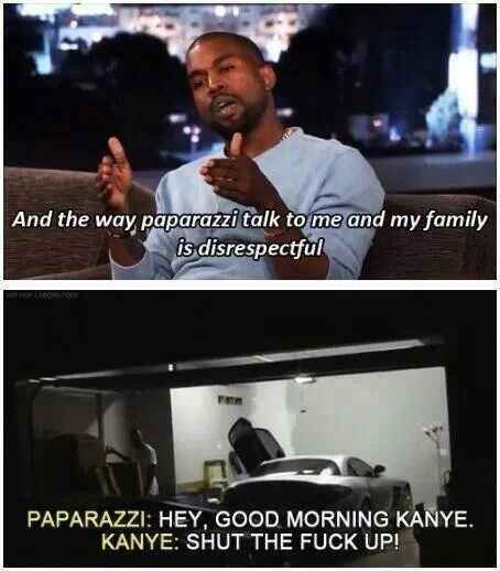 21 Times You And Kanye West Had Absolutely Nothing In Common Kardashian Memes Memes Funny Memes