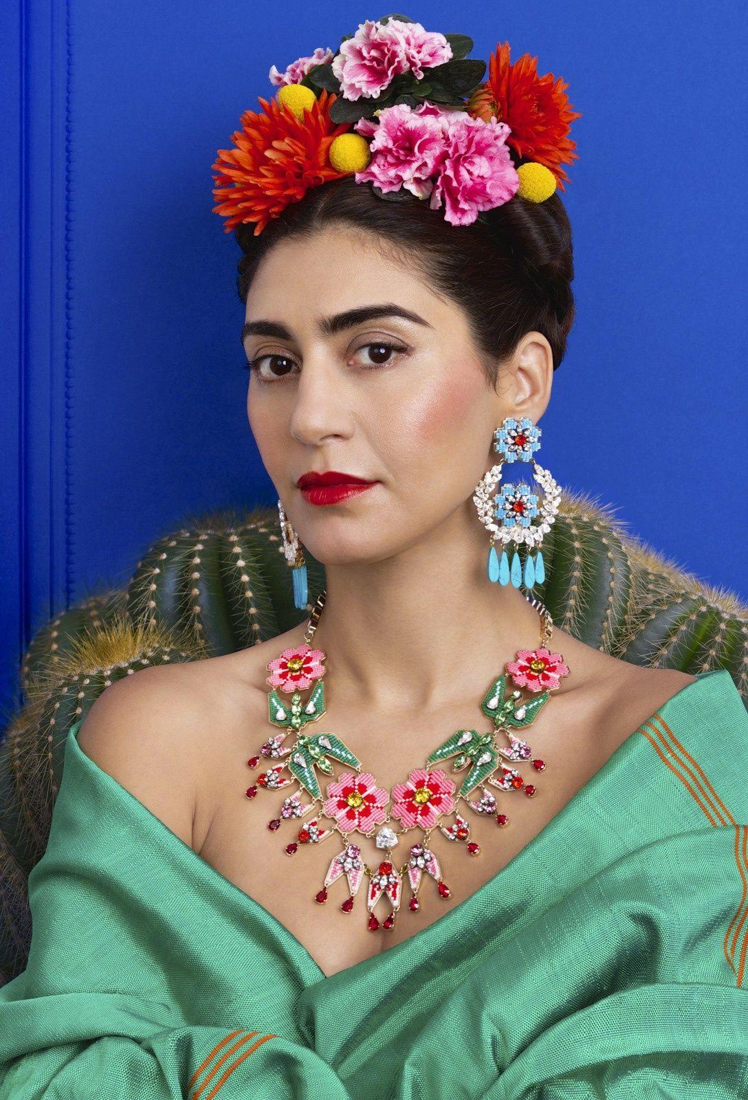 Tenue D Artiste Peintre shourouk une rencontre pharaonique ! | tenue mexicaine