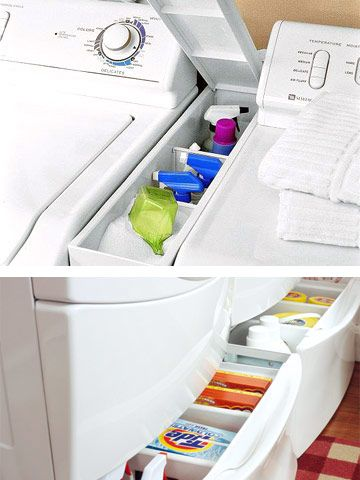 Great Our Best Laundry Room Storage Solutions