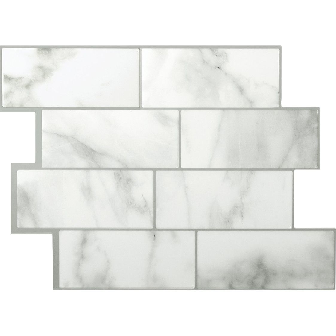 Mosaik metro carrera 1156 x 838 peel stick subway tile in mosaik metro carrera 1156 x 838 peel stick subway tile in white and gray dailygadgetfo Gallery