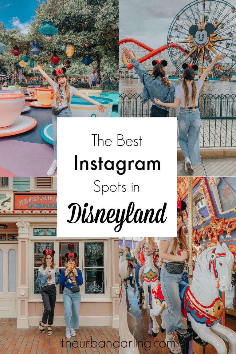 Photo of Die besten Instagram-Spots in Disneyland und Kalifornien Adventures