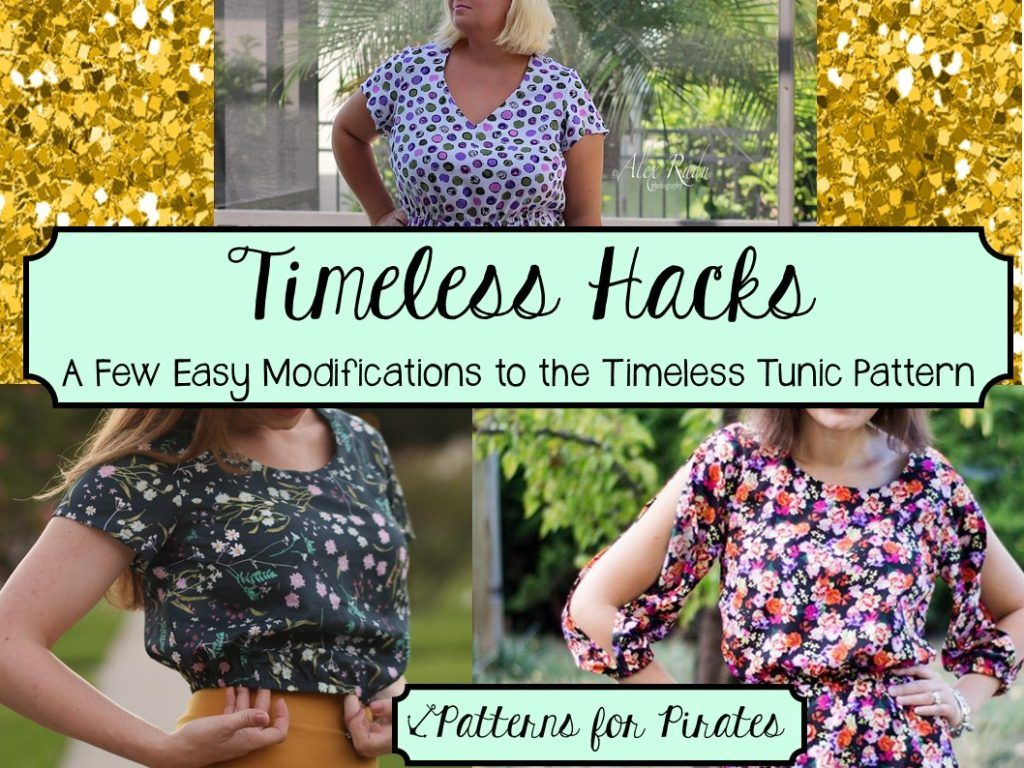 Timeless Tunic Pattern Hacks Patterns For Pirates How To Make
