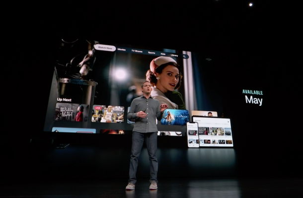 The Apple TV app to launch on smart TVs Roku Fire TV and
