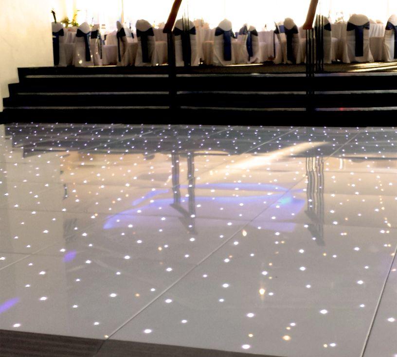 Led Star Light Dance Floor