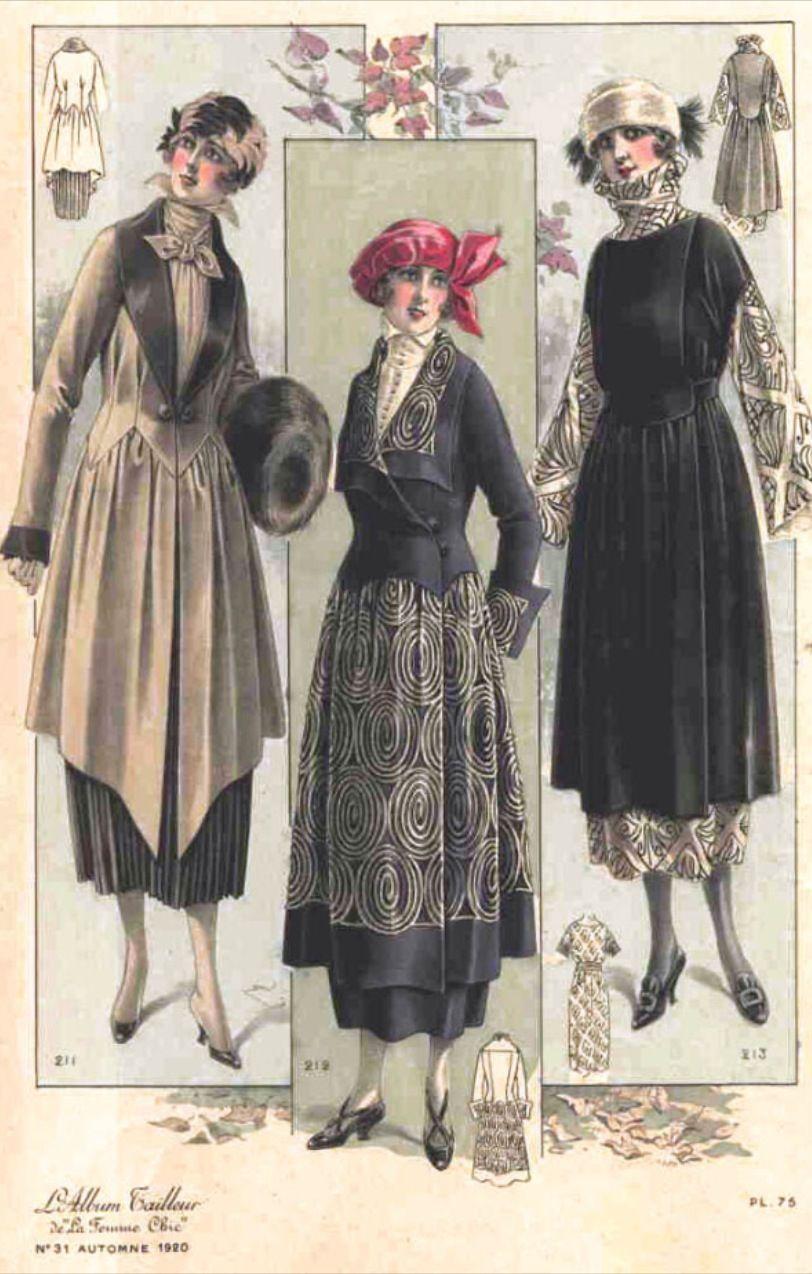d8996279981 1950s Fashion: The Decade of Conservative Feminine Allure | Womens ...