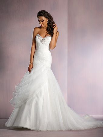 Style 261 Coming Soon | Disney Fairy Tale Bridal | Alfred Angelo ...