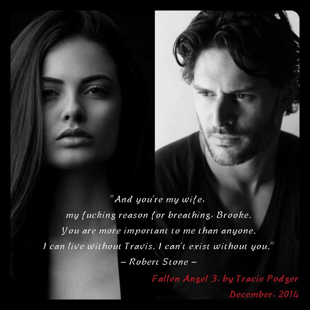 Fallen Angels Book Quotes: A Quote By Robert Stone From Fallen Angel 3 (author Tracie