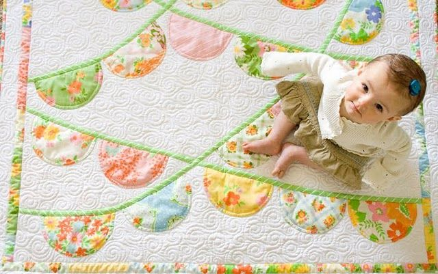 this quilt is so cute