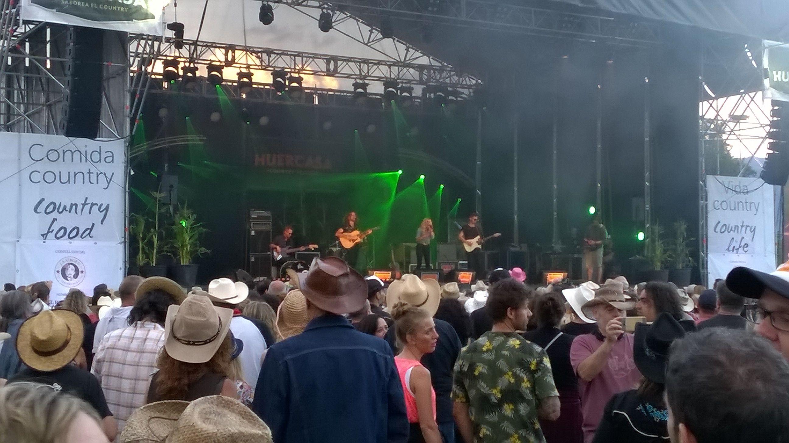 Huercasa Country Festival 2018, otro paso hacia la excelencia